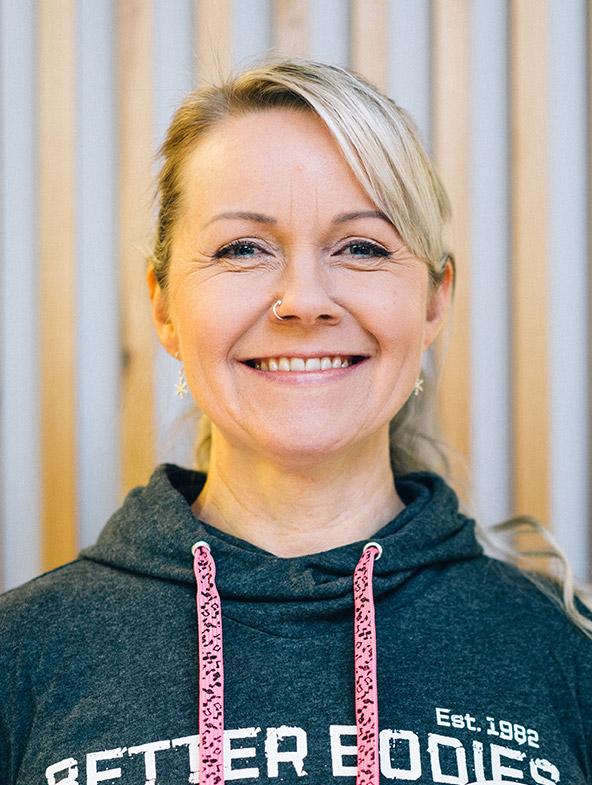 Anita Vierelä